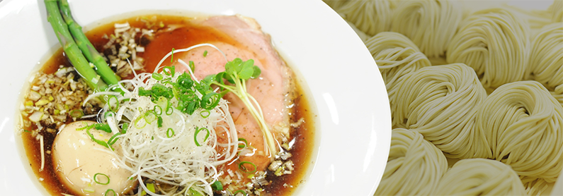 ラーメン自家製麺体験教室 – 仙台