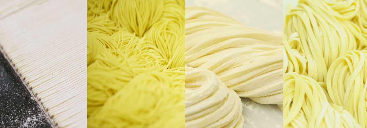 【満員御礼】【短縮1時間】麺種を選べる!製麺デモンストレーション - 仙台